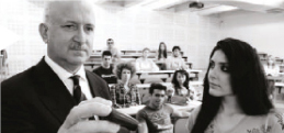 Photo of Professor Yiannis Politis pioneers in the use of the method of E-Learning