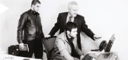 Photo of Professor Spyros Vliamos leading the research for incentives and business opportunities
