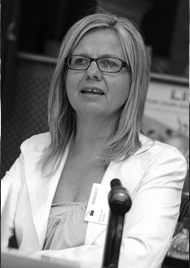 Julia Georgi Associate Professor in Landscape Architecture